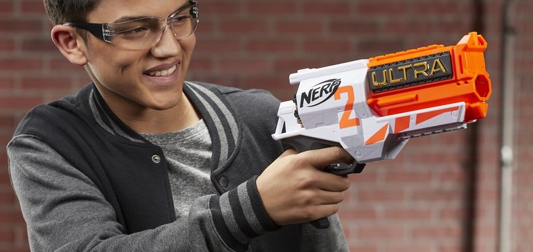 Nerf puts out call for Chief TikTok Officer who can tap into app's Gen Z cool