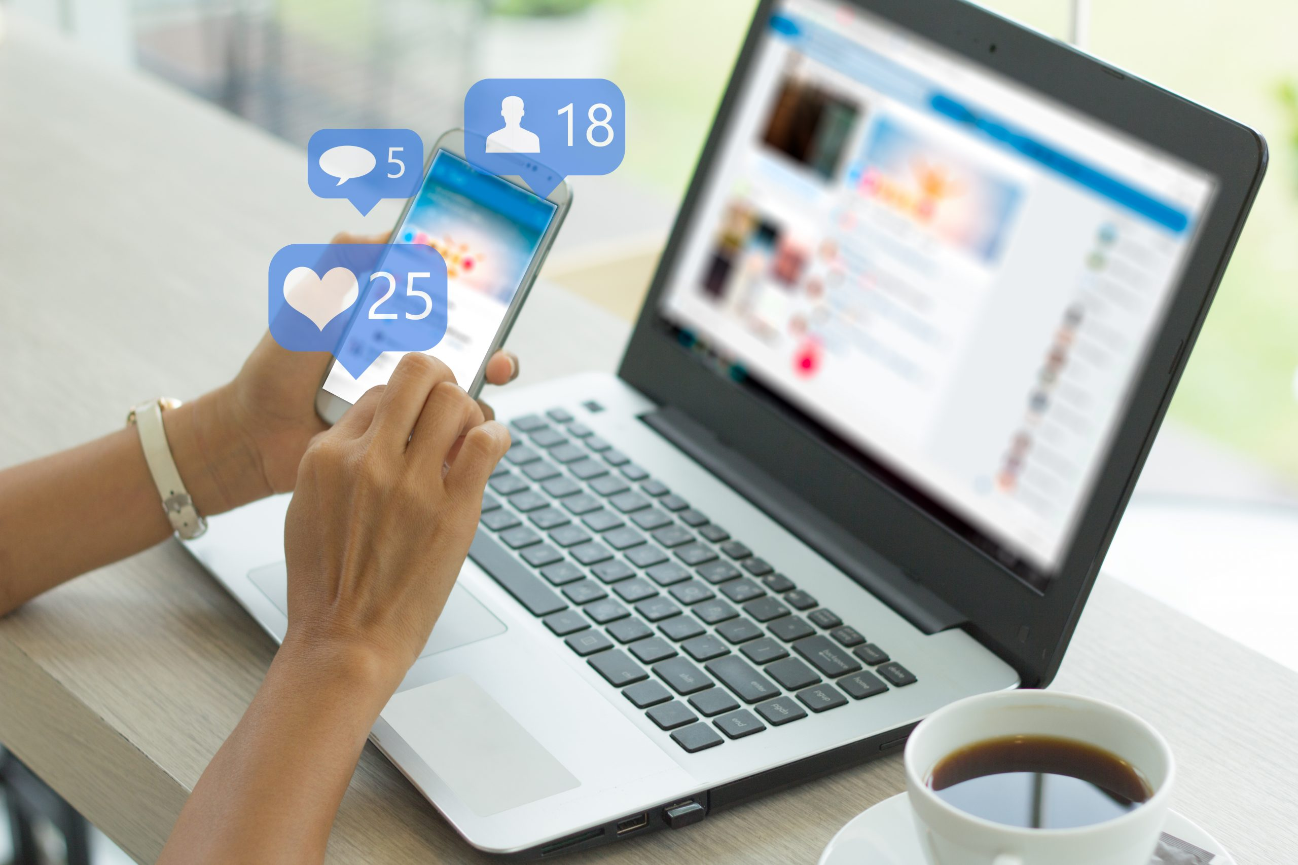 Report: Social Media Engagement Remains Steady on Instagram for Marketers