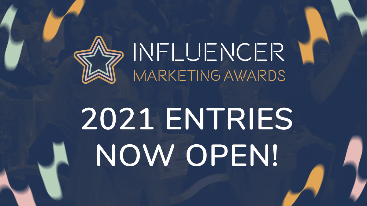 Influencer Marketing Awards 2021: Second Wave Judge Announcement