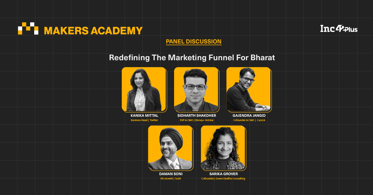 India's Product Leaders Are Redefining The Marketing Funnel For Bharat